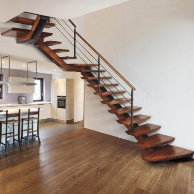 scale struttura in ferro Marretti