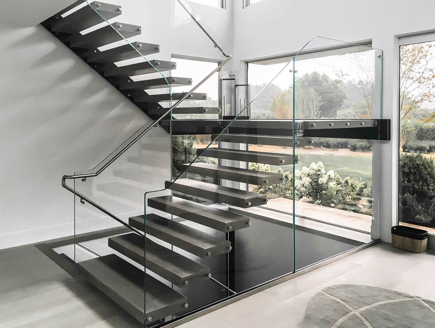 scale vetro strutturale by Marretti